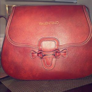 Mario Valentino Leather 'Lucy' bag